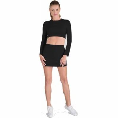 テイル Tail レディース トップス Sasha Shirt Long Sleeve Top Black