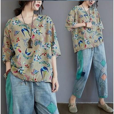 春夏新作 ファッション/人気Tシャツ