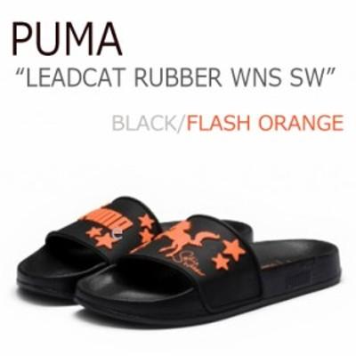 プーマ スリッパ PUMA レディース LEADCAT RUBBER WNS SW リードキャット ラバー 36475701 シューズ