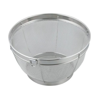 和平フレイズ SUIグート ステンレス深型ざる リング付 21cm SUI−6004 1個 (お取寄せ品)