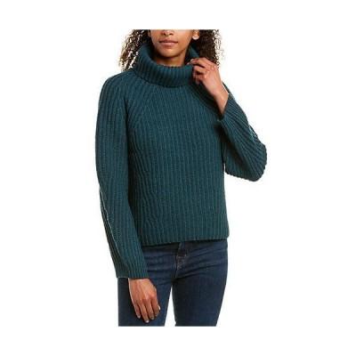 レディース ファッション  BROCHU WALKER Wool & Cashmere-Blend Sweater
