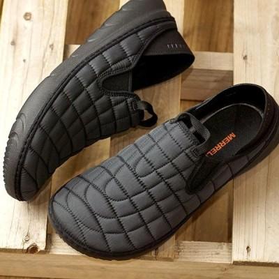 メレル MERRELL メンズ ハット モック M HUT MOC キャンプモック アウトドア ライフスタイルシューズ スニーカー 靴 TRIPLE BLACK ブラック系 J90731 FW19