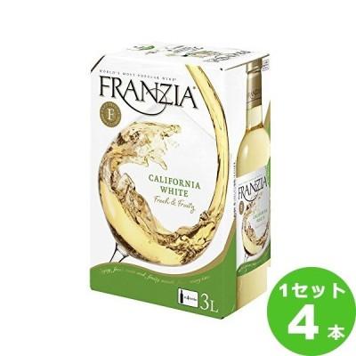 白ワイン メルシャン フランジア バッグインボックス 白ワイン 3000ml 3L×4本 wine