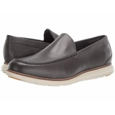Cole Haan コールハーン メンズ 男性用 シューズ 靴 ローファー Original Grand Venetian Magnet Leather/Ivory【送料無料】