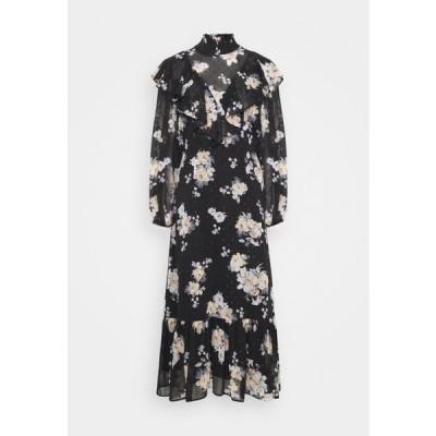 エディテッド レディース ファッション WIYANA DRESS - Maxi dress - schwarz