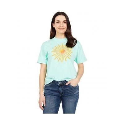 O'Neill オニール レディース 女性用 ファッション Tシャツ Balance Short Sleeve Tee - Beach Glass
