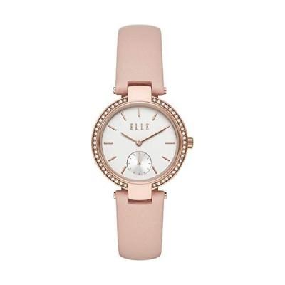 [エル] 腕時計 MONTMARTRE ELL25049 レディース 正規輸入品 ピンク