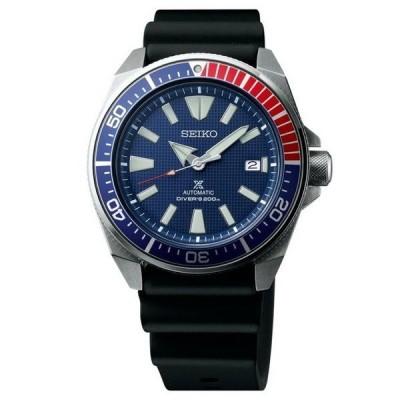 腕時計 セイコー New Seiko Automatic Prospex Samurai Divers 200M Men's Watch SRPB53