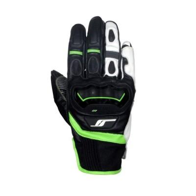 フラッグシップ(Flagship) フラッグシップ FLAGSHIP FG-A196 Hybrid Leather Glove (ハイブリッドレザーグローブ) Green M 品番:FG-A196GRNM