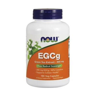 食品用EGCg緑茶抽出液400mg-180Vcaps