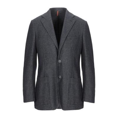 CORNELIANI ID テーラードジャケット ダークブルー 48 バージンウール 68% / ポリエステル 22% / ナイロン 10% テーラ