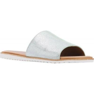 ソレル Sorel レディース サンダル・ミュール シューズ・靴 Ella Block Slide Vivid Mint/Metallic