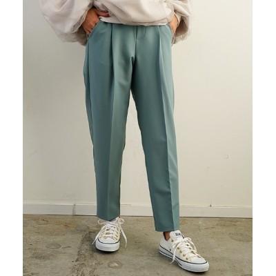 Futierland&SASA / 美脚シルエットテーパードパンツ[低身長向け/高身長向けサイズ対応] WOMEN パンツ > スラックス