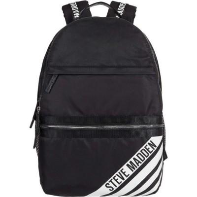 スティーブ マデン Steve Madden レディース バックパック・リュック バッグ Bjoss Backpack Black/White