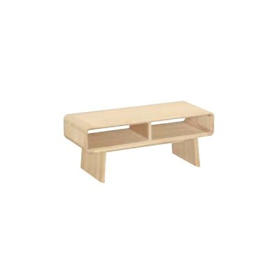 カリモク オーク材 リビングテーブル TU3970ME 幅100 送料無料