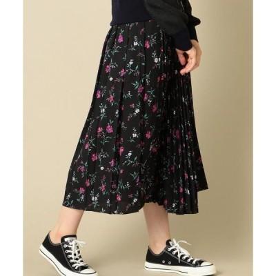 スカート THEIRON:プリーツラップスカート