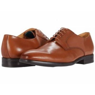 PAUL SMITH ポールスミス メンズ 男性用 シューズ 靴 オックスフォード 紳士靴 通勤靴 PS Thompkins Cap Toe Oxford Medium【送料無料】