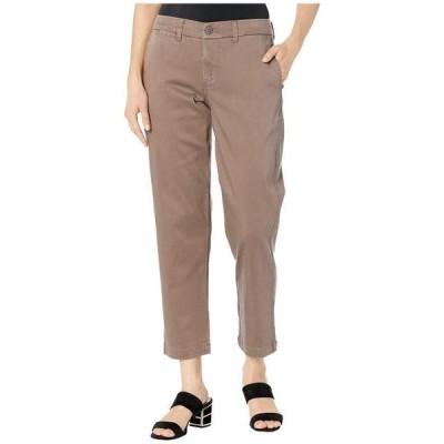 リバプール レディース カジュアルパンツ ボトムス Bobbie Trousers w/ Slash Pockets