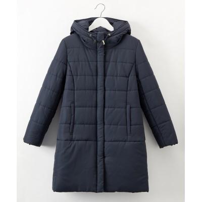 フード中綿ミドルコート (コート)(レディース)Coat