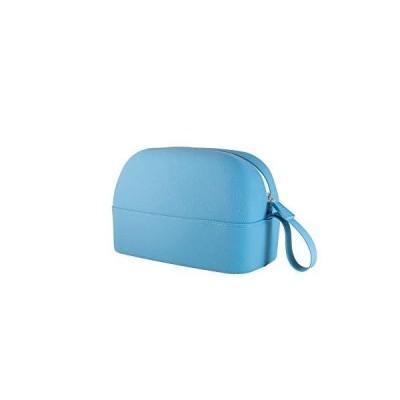 コスメティックバッグ レディース シリコン 大容量 メイクアップポーチ ラージ 旅行 防水 洗面用具バッグ ポータブル 耐衝撃 日常収納 オーガナイザ