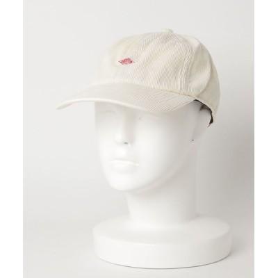 UNCUT BOUND / DANTON (ダントン)  コーデュロイ6パネルキャップ /  CORDUROY CAP / JD-7144 WOMEN 帽子 > キャップ