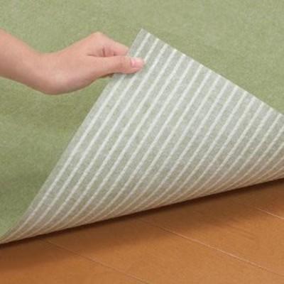 おくだけ吸着 キッチンマット 巾90×長さ180cm