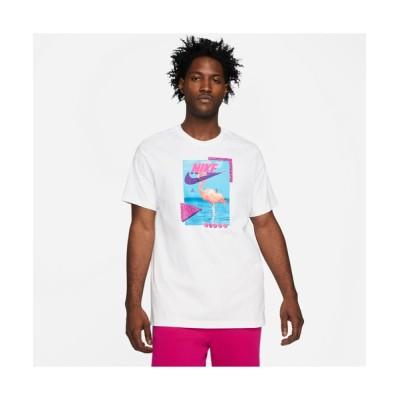 tシャツ Tシャツ ナイキ NIKE ナイキ NSW ビーチ フラミンゴ S/S Tシャツ