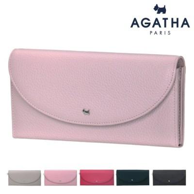 アガタ パリ 長財布 スコッティ レディース 13035 AGATHA PARIS | 牛革 本革 レザー