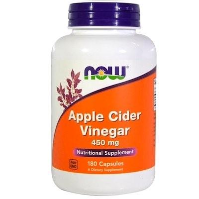 リンゴ酢、450 mg、180粒