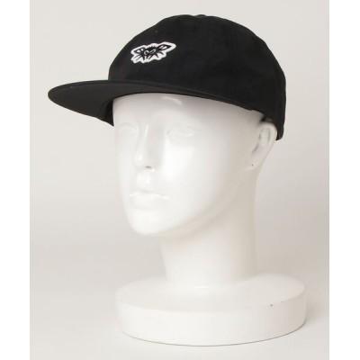 H.L.N.A / 【BLACK FLYS】PHANTOM FLAT VISOR CAP MEN 帽子 > キャップ