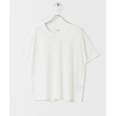 TRUECOTTONルーズフィットTシャツ