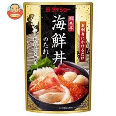 送料無料 ダイショー 鮮魚亭 海鮮丼のたれ (25g×4)×40袋入