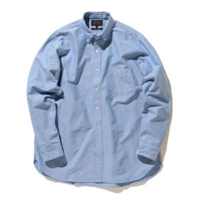 BEAMS PLUS / アメリカン オックスフォードボタンダウン クラシックフィット シャツ