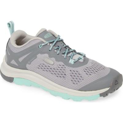 キーン KEEN レディース ハイキング・登山 シューズ・靴 Terradora II Vent Hiking Shoe Drizzle/Ocean Faux Leather