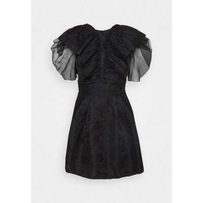 アルベルタ フェレッティ ワンピース レディース トップス ABITO - Cocktail dress / Party dress - black