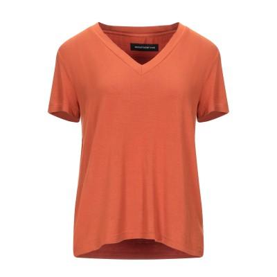デパートメント 5 DEPARTMENT 5 T シャツ オレンジ L レーヨン 92% / ポリウレタン 8% T シャツ