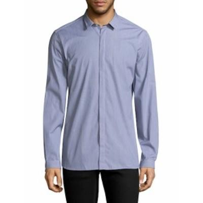 ザ クープルズ Men Clothing Regular Stripes Cotton Sportshirt