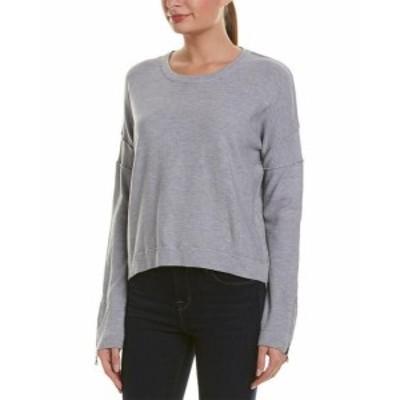 ファッション トップス Henny & Paulie Silk-Blend Sweater S