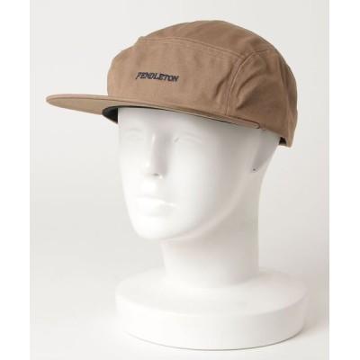THE BAREFOOT / 【 PENDLETON / ペンドルトン 】 EMB JET CAP / エンブレム ジェット キャップ MEN 帽子 > キャップ
