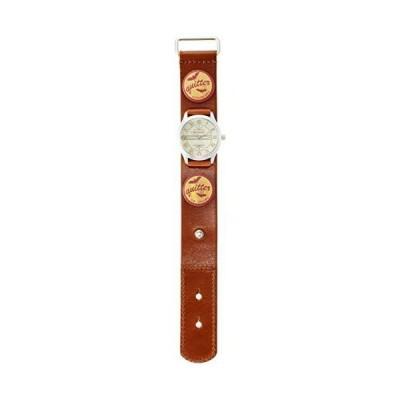 クイッター 腕時計 QTW QTW003-CAM オレンジ