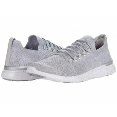 Athletic Propulsion Labs (APL) レディース 女性用 シューズ 靴 スニーカー 運動靴 Techloom Breeze Metallic【送料無料】
