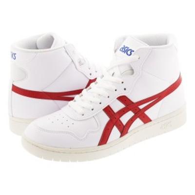 ASICS SPORTSTYLE JAPAN L アシックス スポーツスタイル ジャパン エル WHITE/CLASSIC RED 1191a313-100