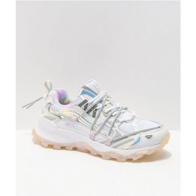 フィラ FILA レディース スニーカー シューズ・靴 expeditioner iridescent shoes Assorted