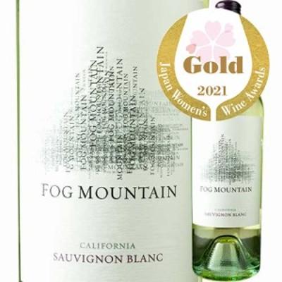 ワイン 白ワイン フォグ・マウンテン・ソーヴィニヨン・ブラン ジャン・クロード・ボワセ 2020年 アメリカ カリフォルニア 辛口 750ml