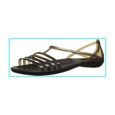 [Crocs] レディース Isabella Sandal W US サイズ: 11 womens_us カラー: ブラック