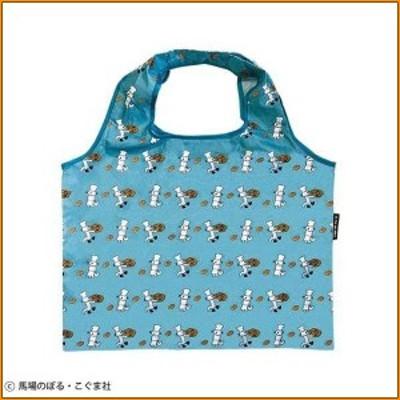11ぴきのねこ ショッピングバッグ コロッケ NK-4333 ▼総柄のショッピングバッグです