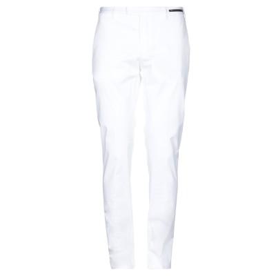 PT Torino パンツ ホワイト 52 コットン 95% / ポリウレタン 5% パンツ