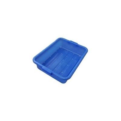 【まとめ買い10個セット品】 トラエックス カラーフードストレージドレンボックス 5インチ 1511 ブルー(C04)【 ストックポット・保存容器 】