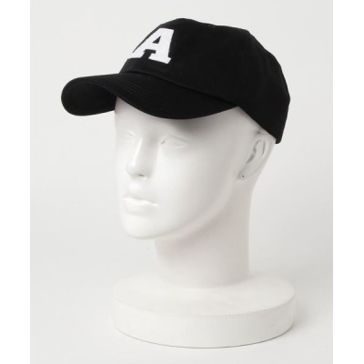 AVIREX / 【Kid's/キッズ】Aロゴキャップ/A LOGO CAP KIDS 帽子 > キャップ