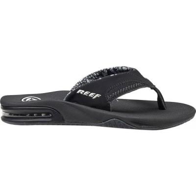 リーフ Reef レディース サンダル・ミュール シューズ・靴 Fanning Sandal Black